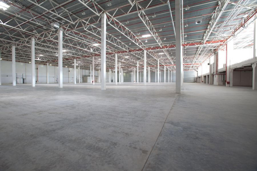 warehouse leasing industry
