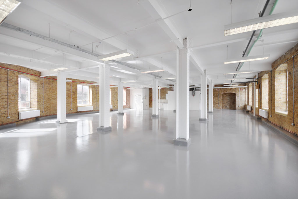 Stunning Midtown Loft / Office - Commercial Lease