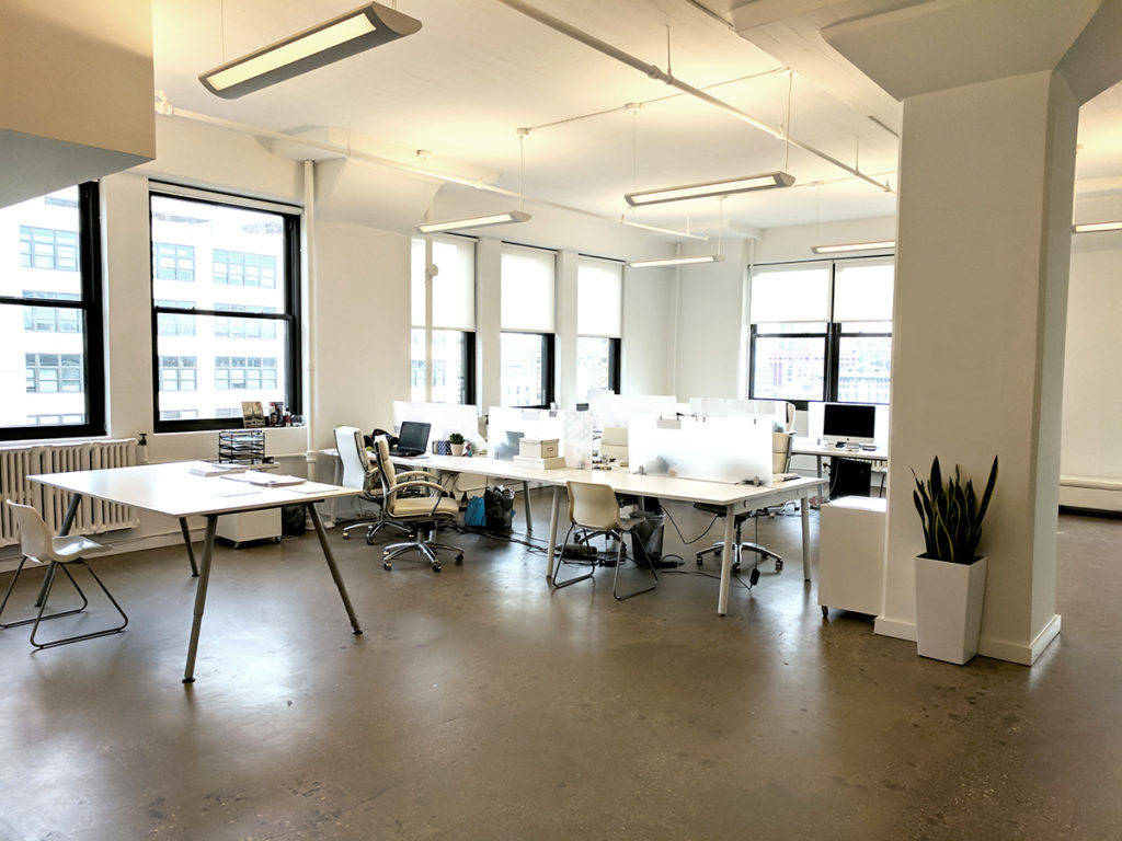 PLUG & PLAY CORNER LOFT OFFICE + GREAT SUNLIGHT AND VIEWS - Commercial Lease